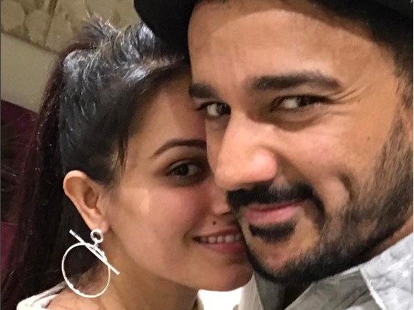 Look look! There's a new member in Anita Hassanandani and Rohit Reddy's family