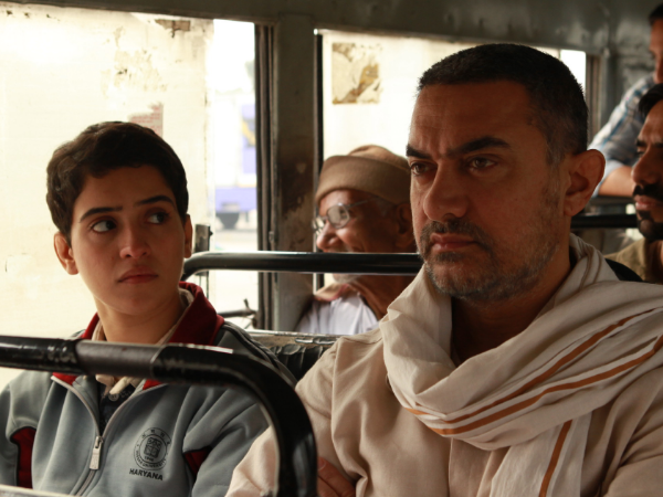 Aamir Khan's 'Dangal' shows a slight drop in numbers on the fifth Monday