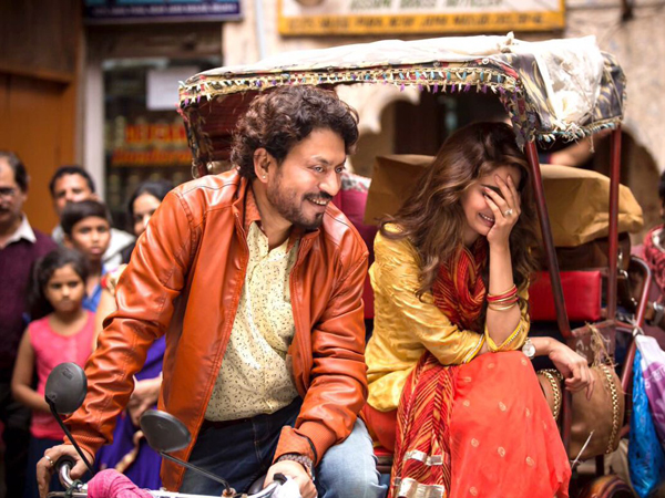 The teaser poster of 'Hindi Medium' is quite interesting