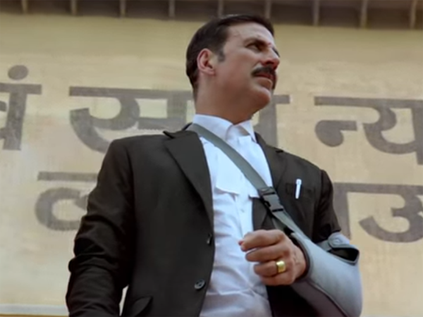 Akshay Kumar's fight for justice as a lawyer in the new trailer of 'Jolly LL.B 2' is gripping