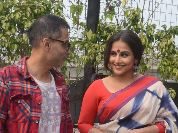 Is Sujoy Ghosh's Twitter profile picture confirming 'Kahaani 3' with Vidya Balan?