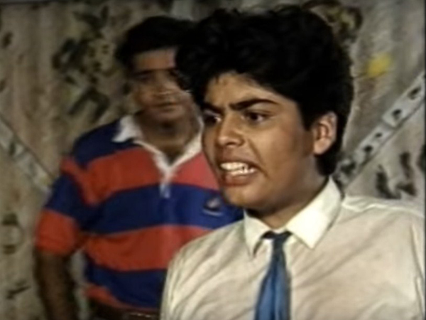 Did you know? Karan Johar made his acting debut with a TV serial
