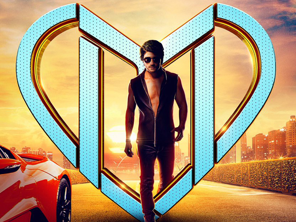 Posters of Mustafa and Kiara Advani-starrer 'Machine' are damn stylish