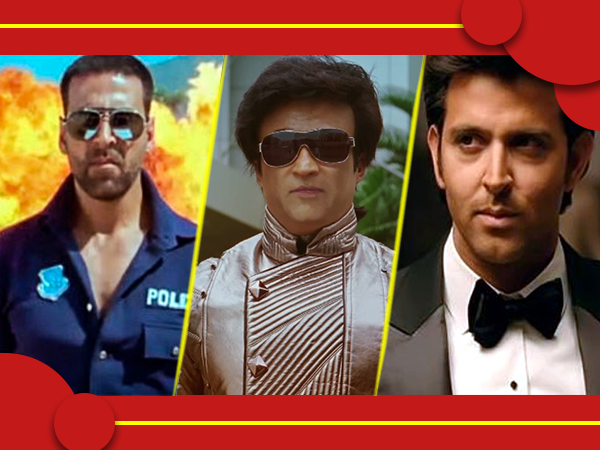 From Rajinikanth to Hrithik Roshan, here are the most remarkable cameos in Bollywood