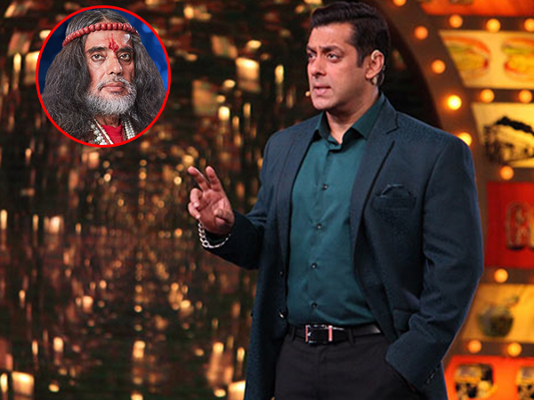Salman Khan had physical relation with 'Bigg Boss 10' contestant Rohan Mehra, claims Swami Om