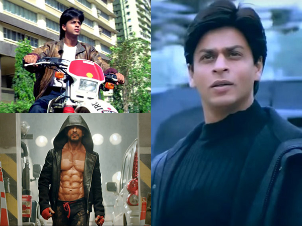 When Shah Rukh Khan ruled over hearts with some smashing entry scenes