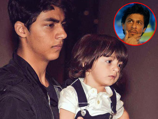 Shah Rukh Khan's lessons for kids Aryan Khan and AbRam should be on every father's list