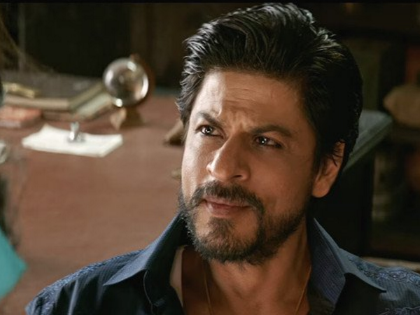 Take 2: Shah Rukh Khan gives another glimpse of 'O Zaalima'