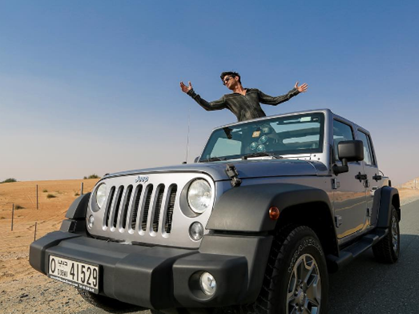 Sushant Singh Rajput's enriching Dubai trip proves why it is the most preferred holiday destination