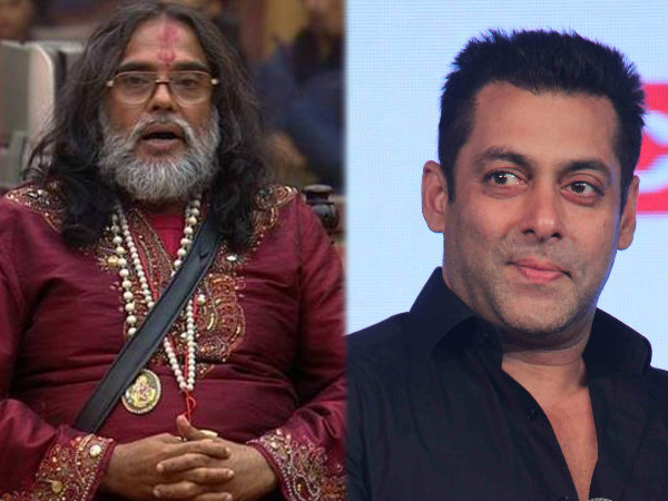 OMG! Swami Om threatens to kill Salman Khan on 'Bigg Boss 10' finale day