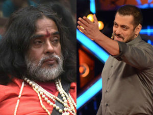 What! Swami Om says he had slapped Salman Khan