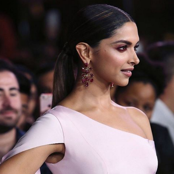 Deepika Padukone at the LA premiere of 'xXx: Return of Xander Cage'