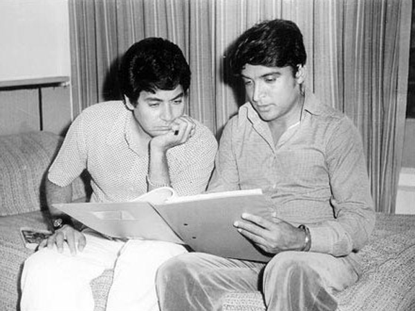 Blast from the past: Salim-Javed's unfortunate split saw the end of a magical era in films