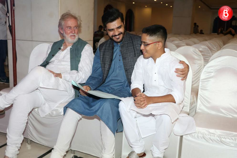 Ishaan Puri and Tom Alter