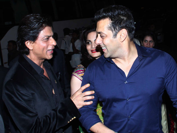 'Raees' Shah Rukh Khan and 'Sultan' Salman Khan give BFF goals in the latest 'Bigg Boss 10' promo