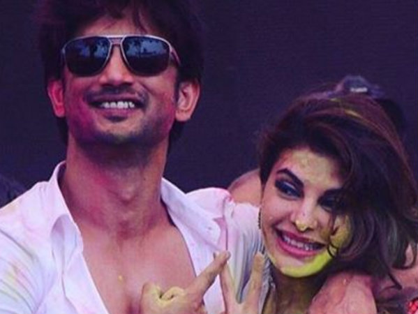 Confirmed! Sushant Singh Rajput and Jacqueline Fernandez's next titled 'Drive'