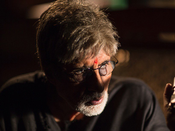'Sarkar 3': The first look of this Amitabh Bachchan-starrer is quite intense and intriguing