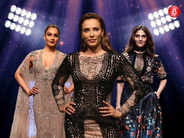PICS: Bipasha Basu, Iulia Vantur and other B-Town beauties rule the ramp at #LFW2017 on day 3