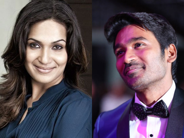 Dhanush comes to the rescue of Rajinikanth's daughter Soundarya after her car hits an auto