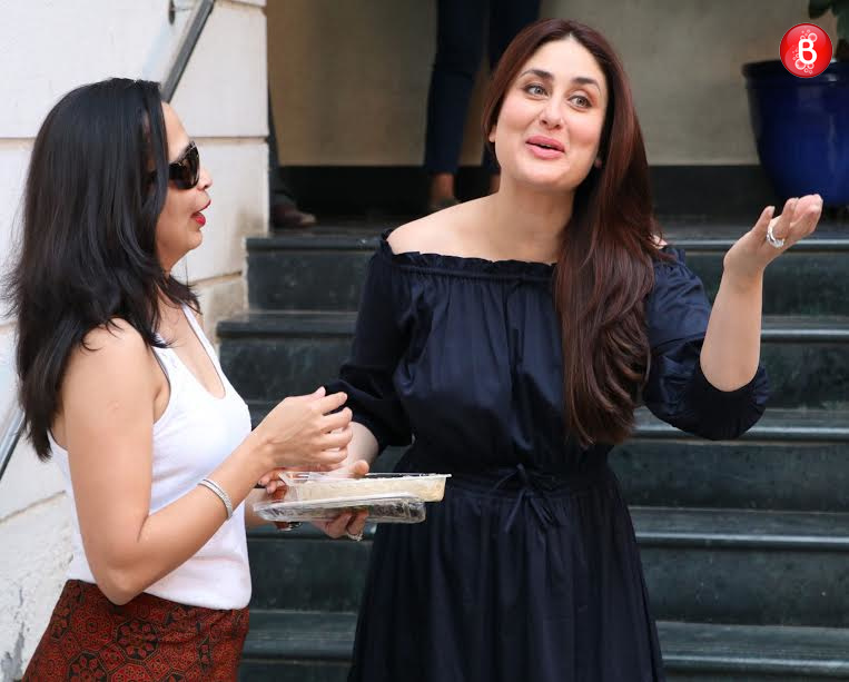 Kareena Kapoor Khan and Rujuta Diwekar