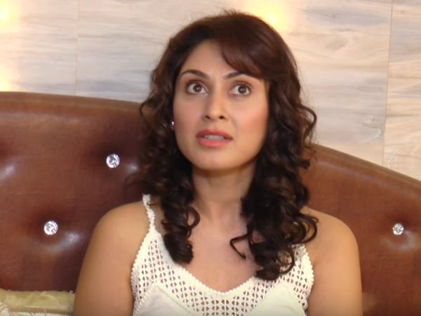 Watch: Manjari Fadnis talks about her upcoming movie 'Jeena Isi Ka Naam Hai'