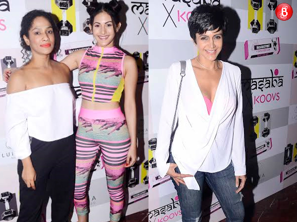 PICS: Masaba Gupta's party has her B-town BFFs in attendance