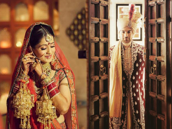 PICS: Neil Nitin Mukesh and Rukmini Sahay make for the most beautiful bride and groom ever