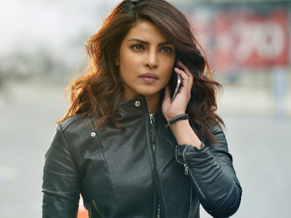 When Priyanka Chopra kissed her 'Quantico' co-star in a public place