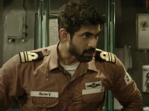 Rana Daggubati didn't use any body double for underwater stunts in 'The Ghazi Attack'