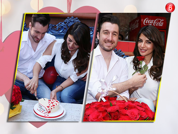 Twinning and winning: Shama Sikander celebrates Valentine's Day with James Milliron
