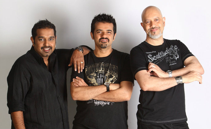 Trio Shankar–Ehsaan–Loy's debut as music composers