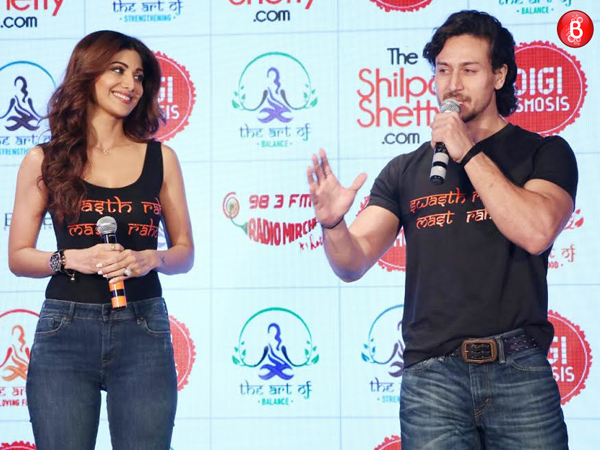 WATCH: Shilpa Shetty dazzles at the launch of her wellness website