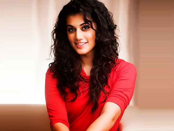 How sweet! Taapsee Pannu wants to work more with Rana Daggubati