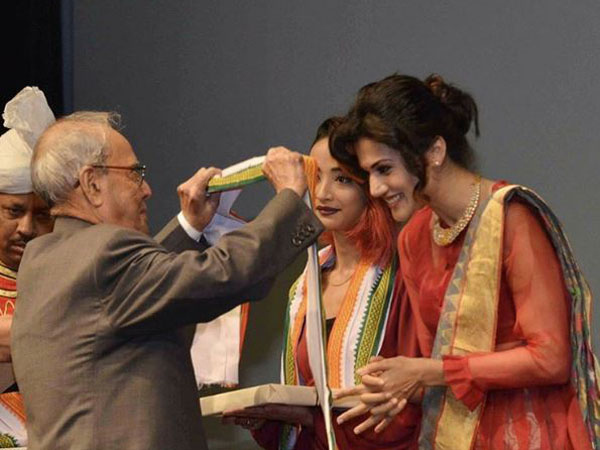 Taapsee Pannu shares her experience of meeting the President