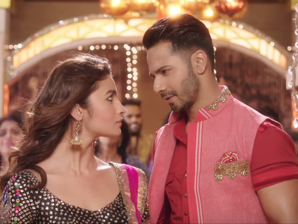'Aashiq Surrender Hua' from 'Badrinath Ki Dulhania' is a perfect dance number