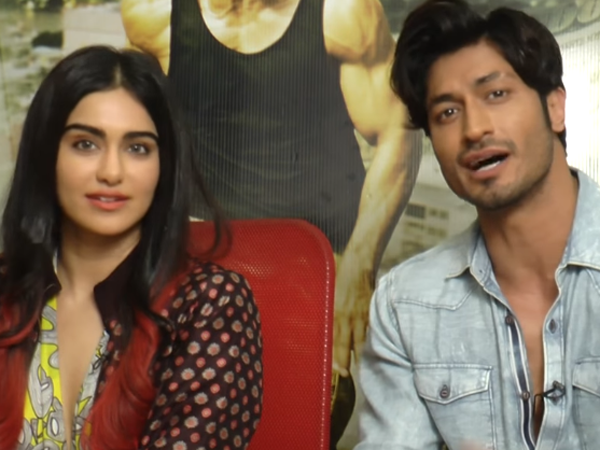 Exclusive: Vidyut Jammwal and Adah Sharma speak about their action flick 'Commando 2'