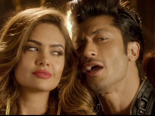 Watch: 'Hare Krishna Hare Ram' song from 'Commando 2' is out now!