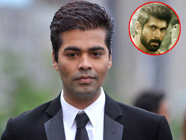 Did you know that Karan Johar suggested the title for 'The Ghazi Attack'?