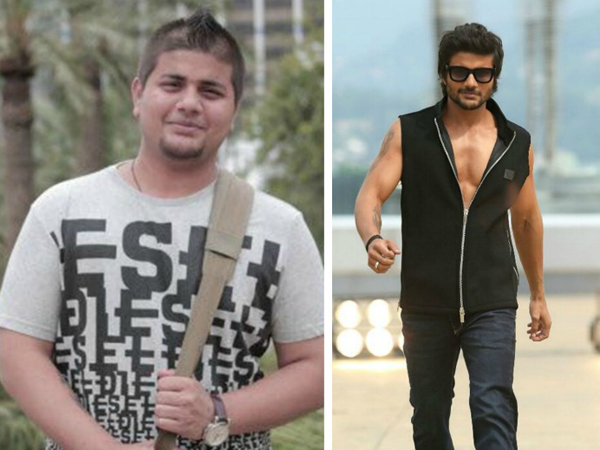 Unbelievable! 'Machine' debutant Mustafa, Abbas Burmawalla's son, lost 70 kilos for his role