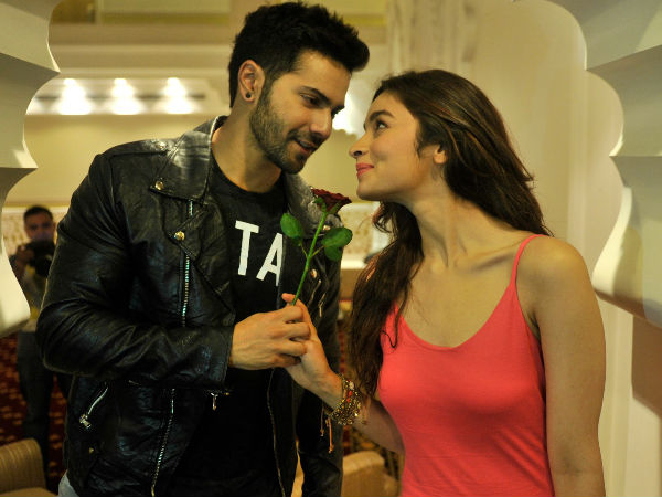Valentine's Day Effect! Varun Dhawan and Alia Bhatt admit to being in a relationship
