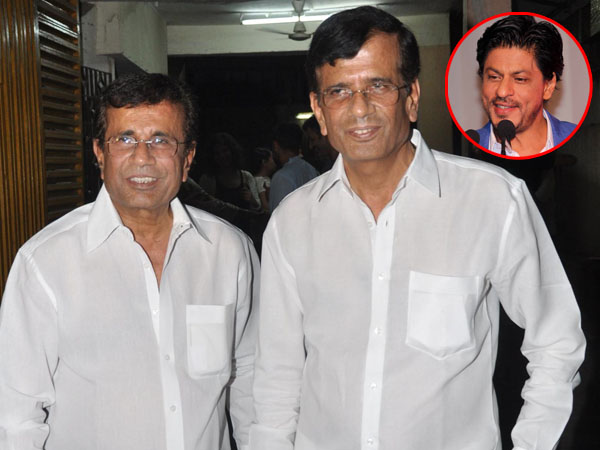 Abbas-Mustan on working with Shah Rukh Khan again: Discussions with him keep on happening