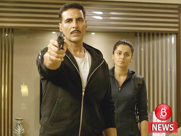 'Naam Shabana': Akshay Kumar to attenda special screeningorganised byDelhi Police