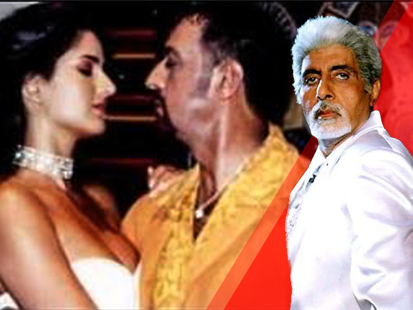 When Amitabh Bachchan walked in on a smooching Gulshan Grover and Katrina Kaif