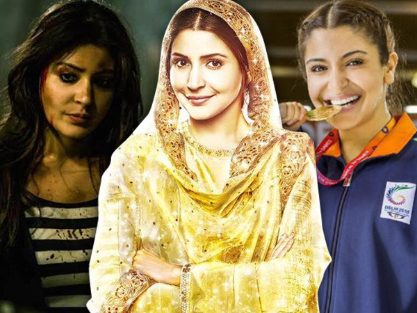 These performances of Anushka Sharma will make you more curious to watch 'Phillauri'