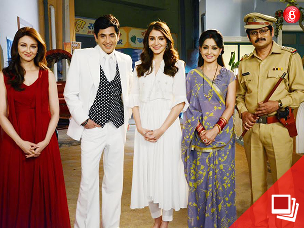 Anushka Sharma on 'Bhabi Ji Ghar Par Hai!' show for 'Phillauri'