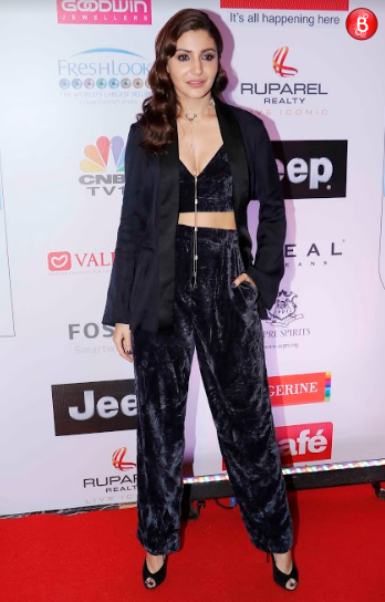 Anushka Sharma at HT Cafe Awards
