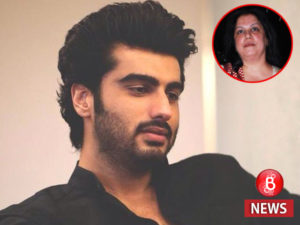 Arjun Kapoor remembers his late mother Mona Kapoor