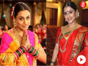 WATCH: Bollywood beauties who rocked the Nauvari saree look