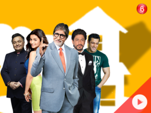 Check out these luxurious residences of Bollywood celebs