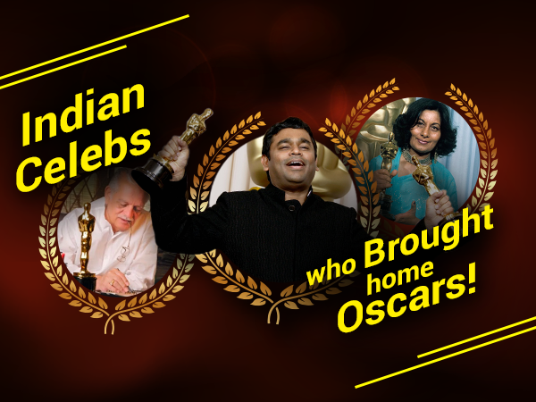 Through the years: Bollywood celebrities who brought home Oscars